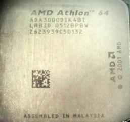 AMD Athlon Prozessor / CPU